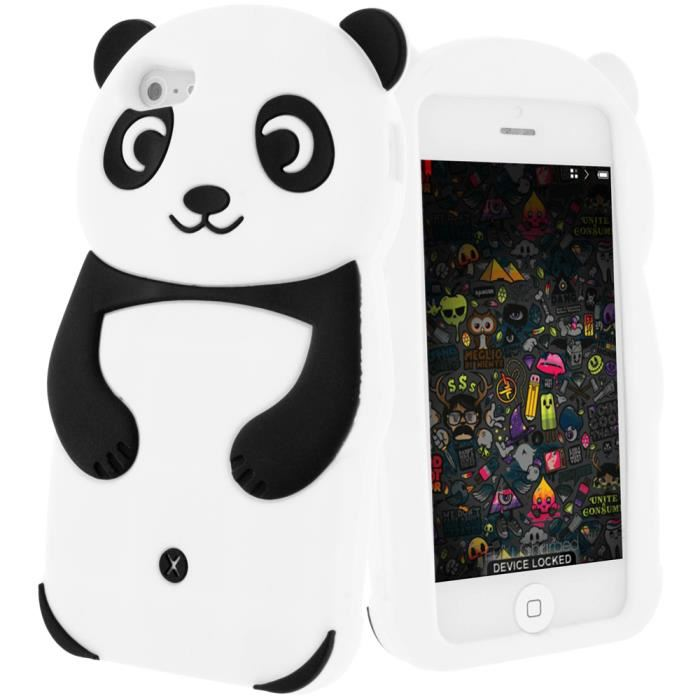 coque panda iphone 5