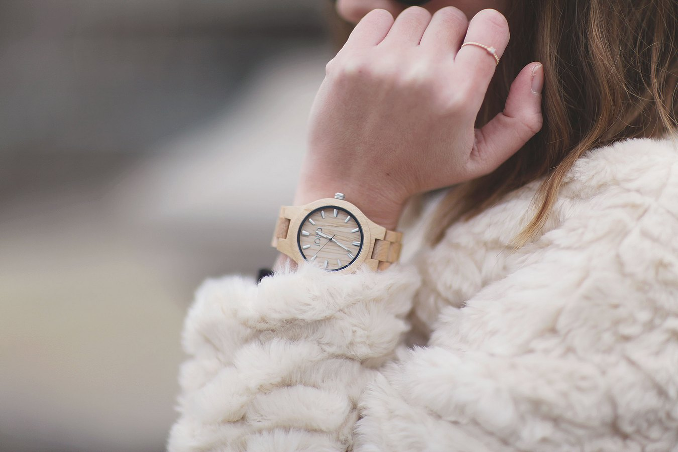 montre en bois - jord watch - wood watch