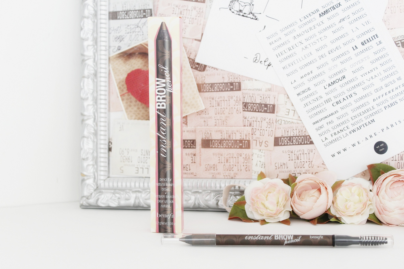 mignonneries du style madame benefit crayon sourcil instant brow pencil