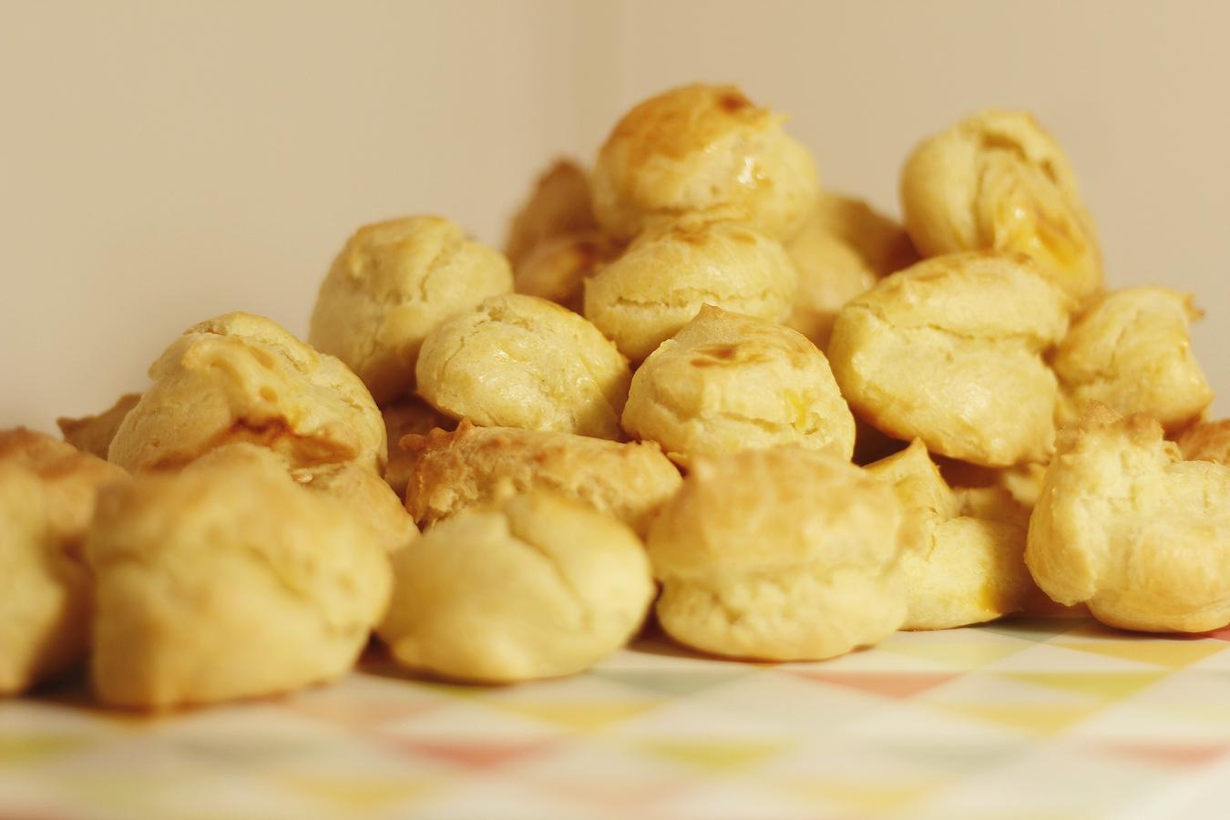 choux salés - apéritif - recette - l'épicurien - truffe