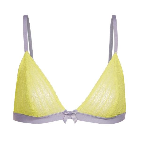 triangles - dentelle - lingerie - pas cher