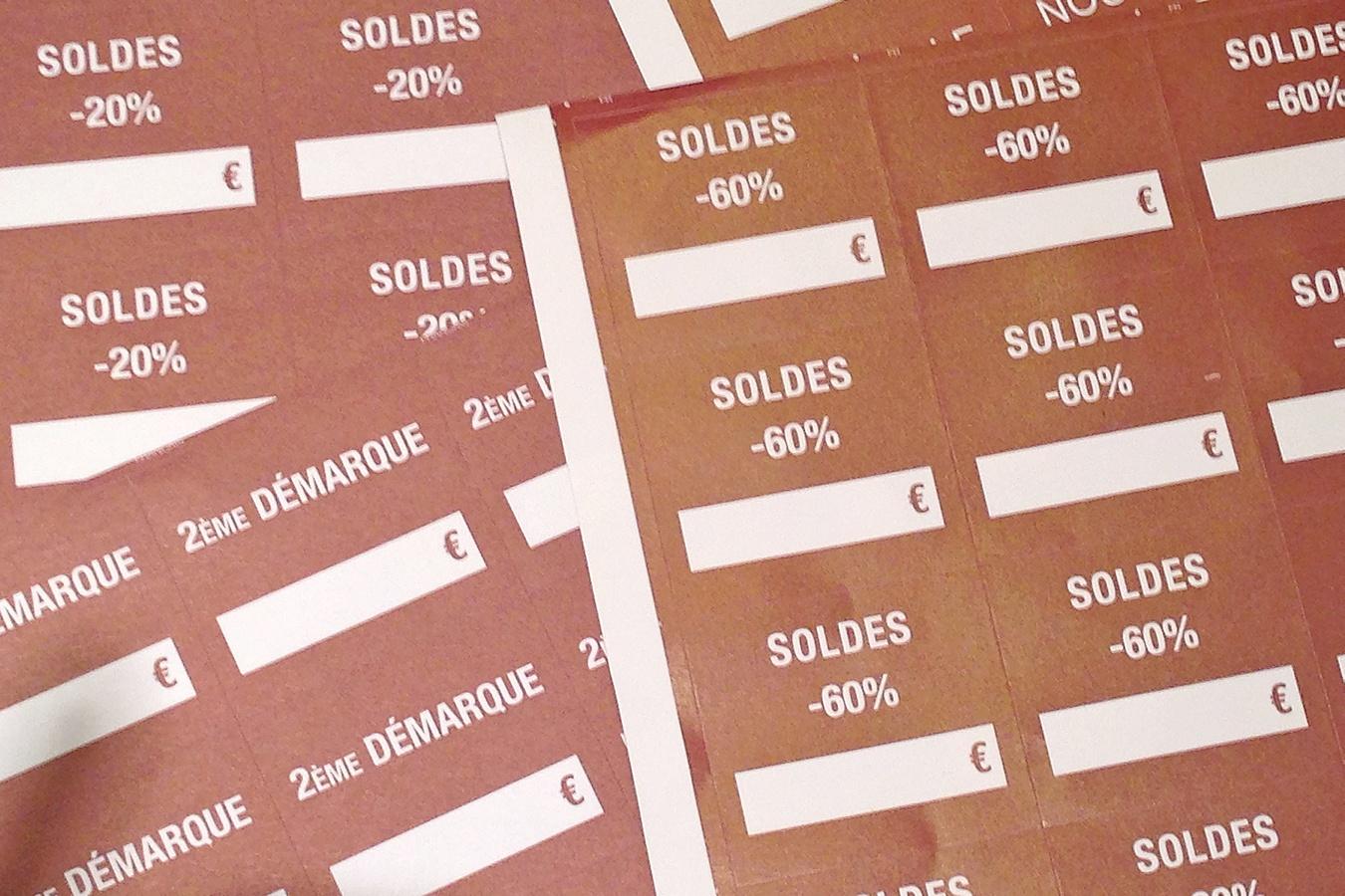 vendeuse - comptoir des cotonniers - soldes