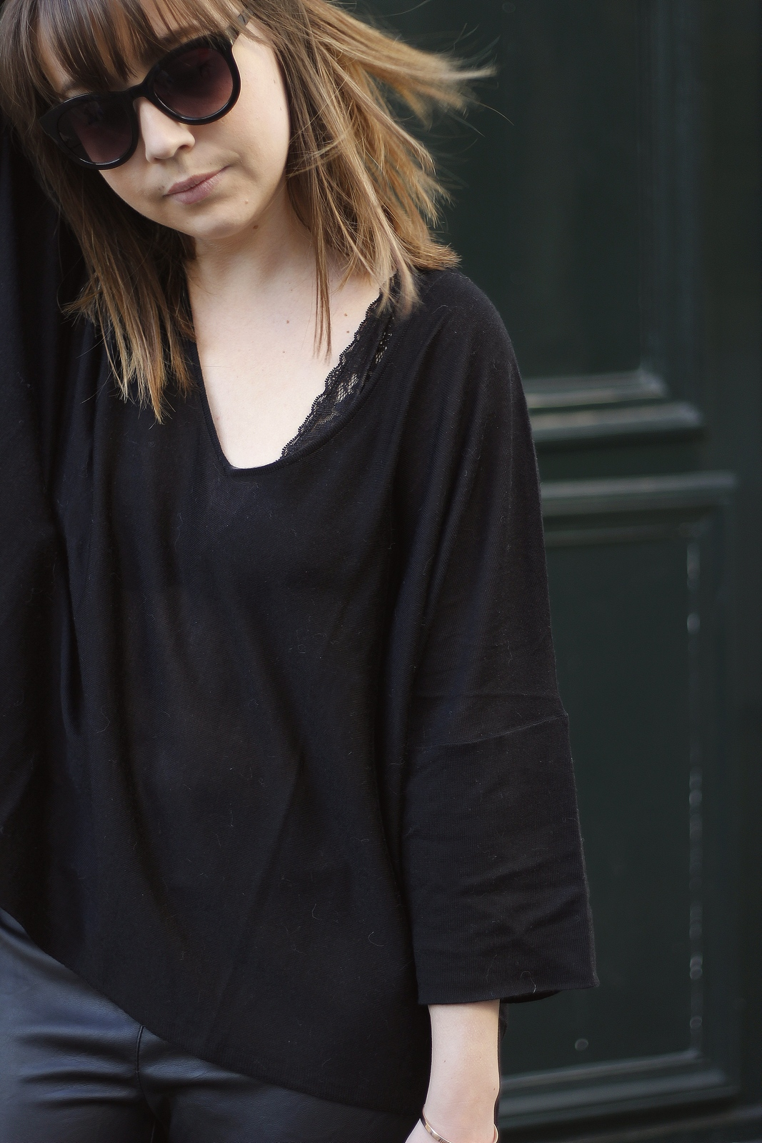 burton - chicenpull - chicessentiel - burton on london - pull noir - concours