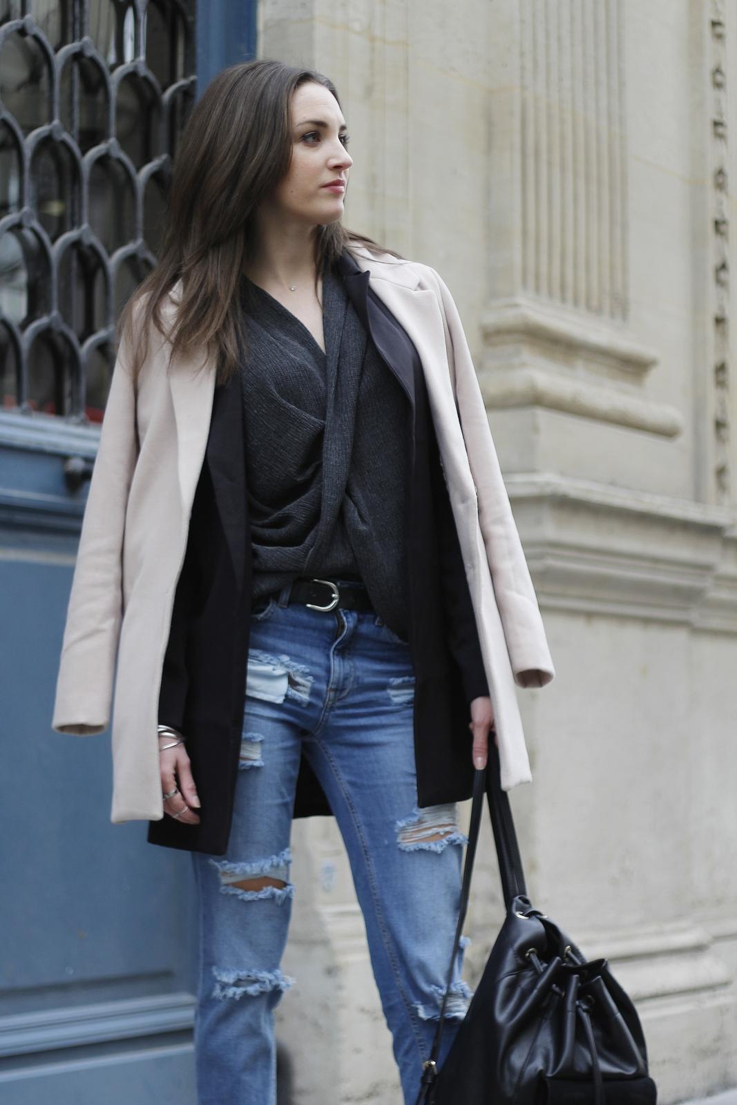 Blog mode femme Paris - Du style, Madame - Streetstyle - layering