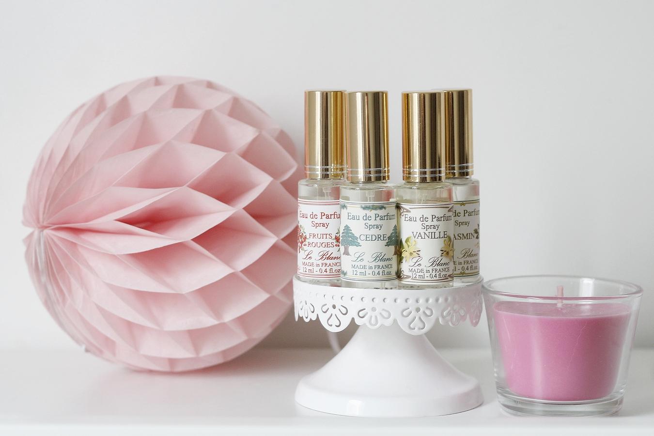 parfums le blanc - parfums d'ambiance