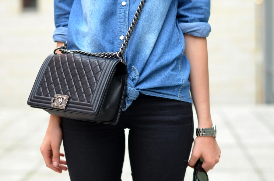 Sac inspiration Chanel à petit prix ! • Du style, Madame ! f896c61f3d90