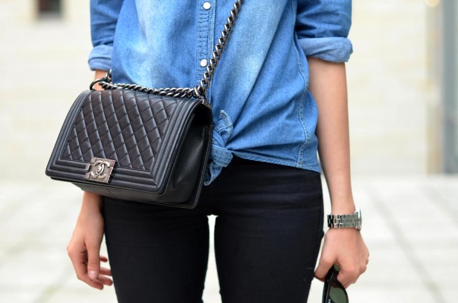 Sac Inspiration Chanel A Petit Prix Du Style Madame
