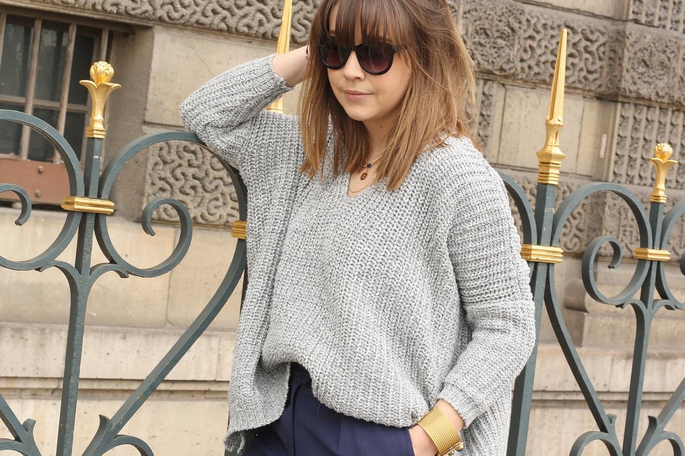 Blog mode femme Paris - Du style, Madame - Streetstyle - jupe culotte