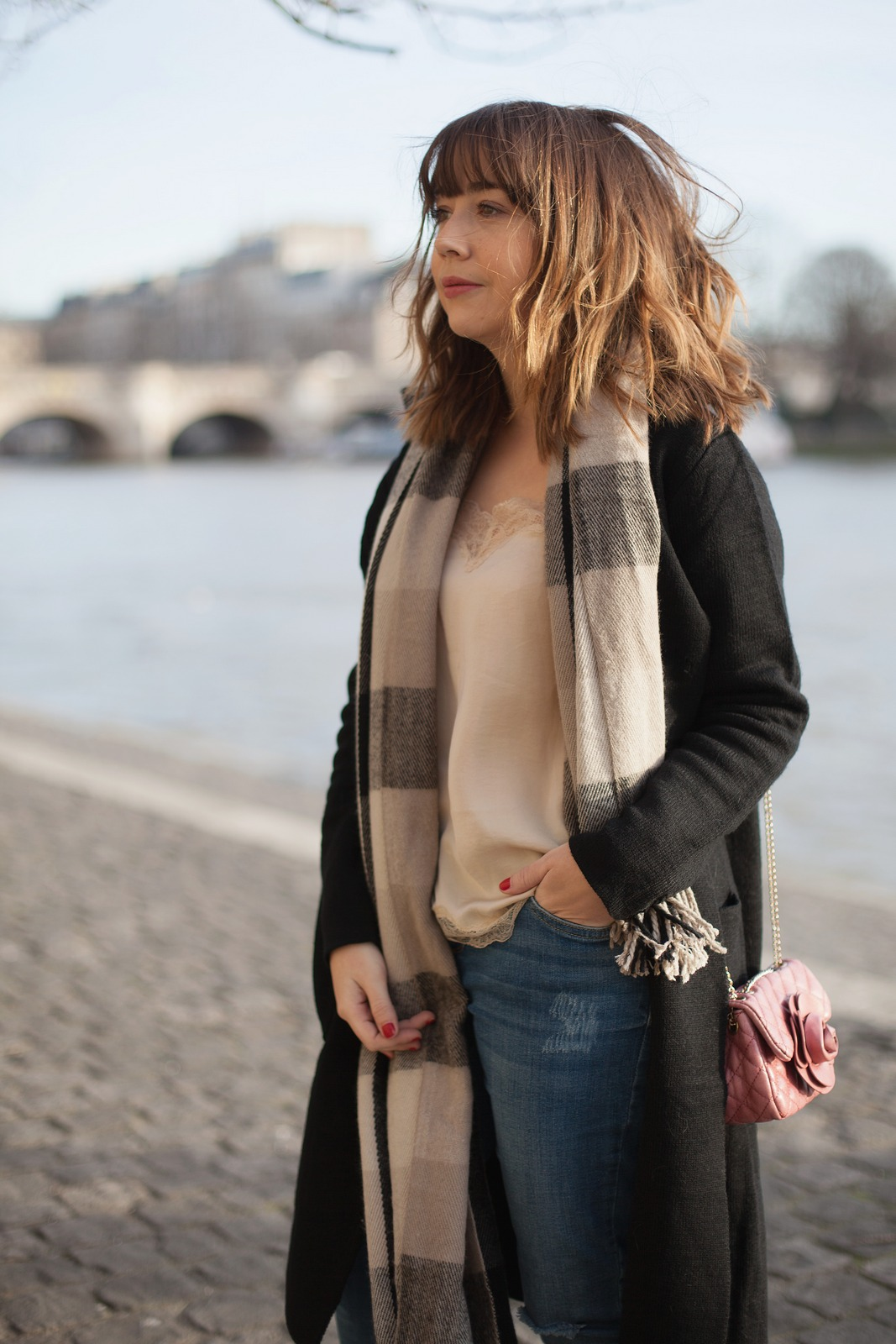 Blog mode femme Paris - Du style, Madame - Streetstyle - gilet long