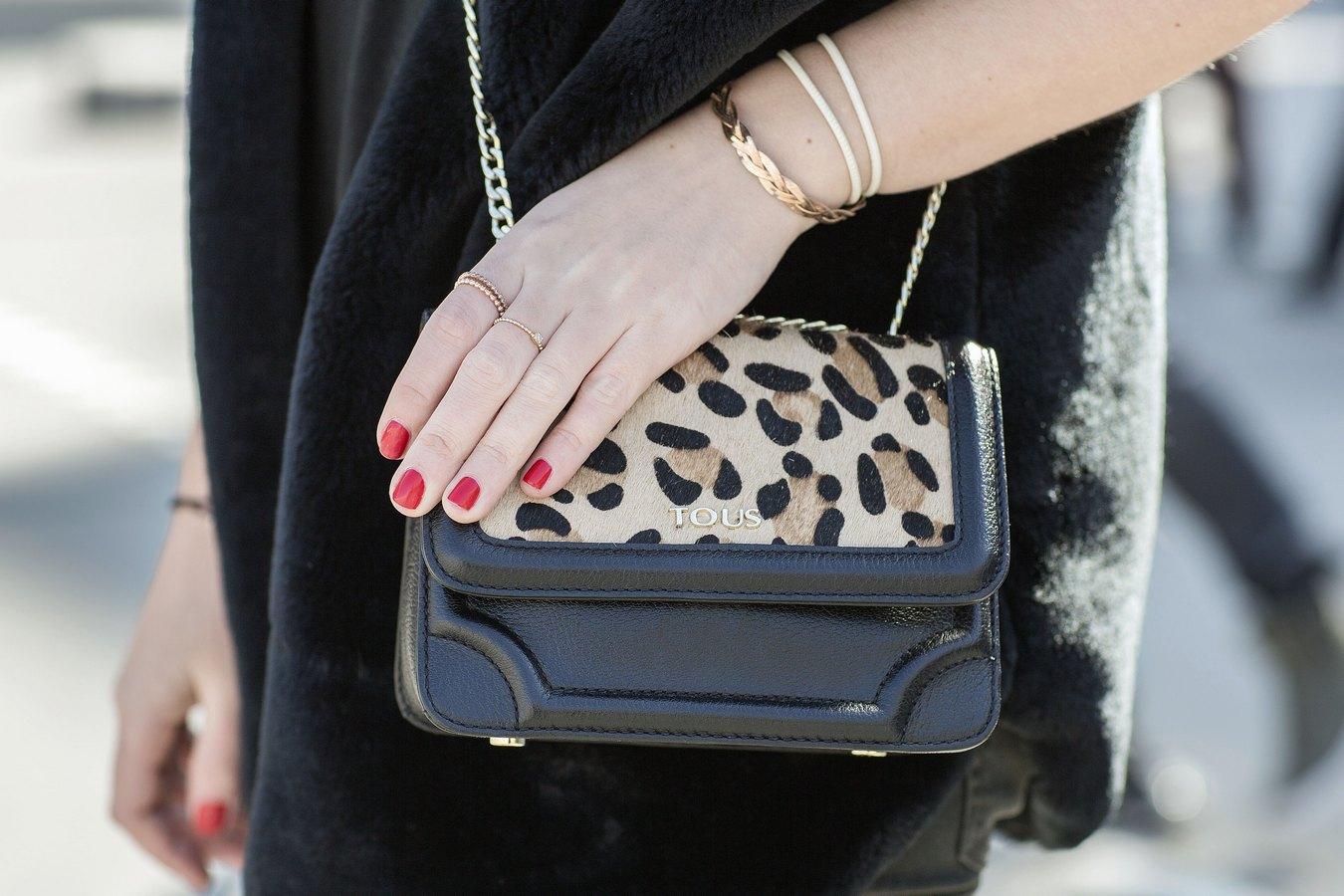 Blog mode femme Paris - Du style, Madame - Streetstyle - vintage - fourrure