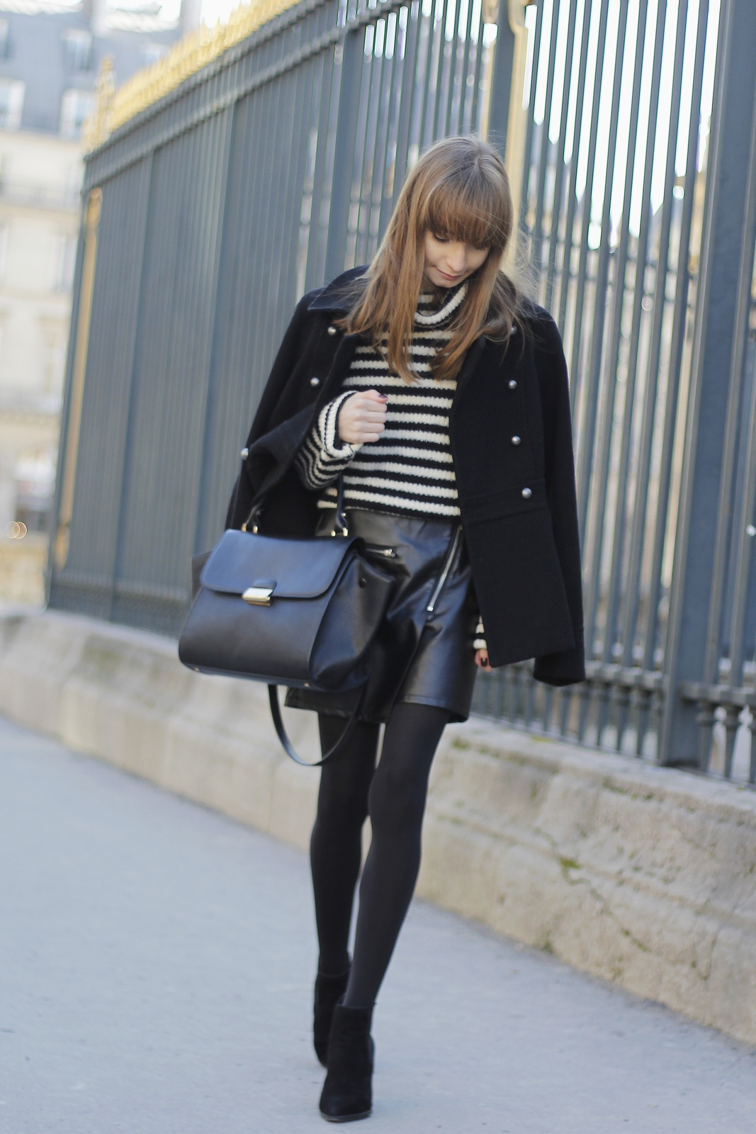 Blog mode femme Paris - Du style, Madame - Streetstyle - stripes