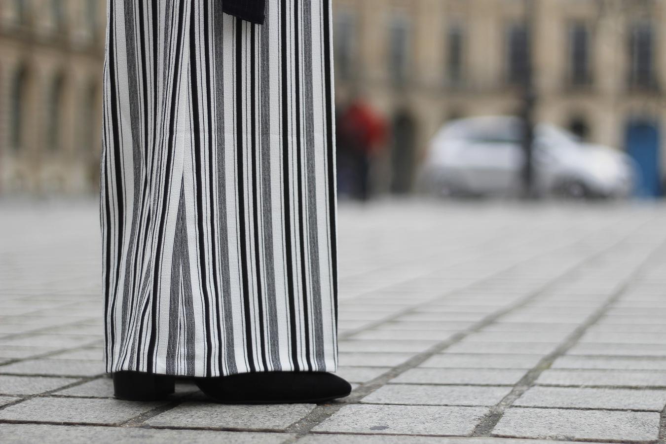 Blog mode femme Paris - Du style, Madame - Streetstyle - stripes