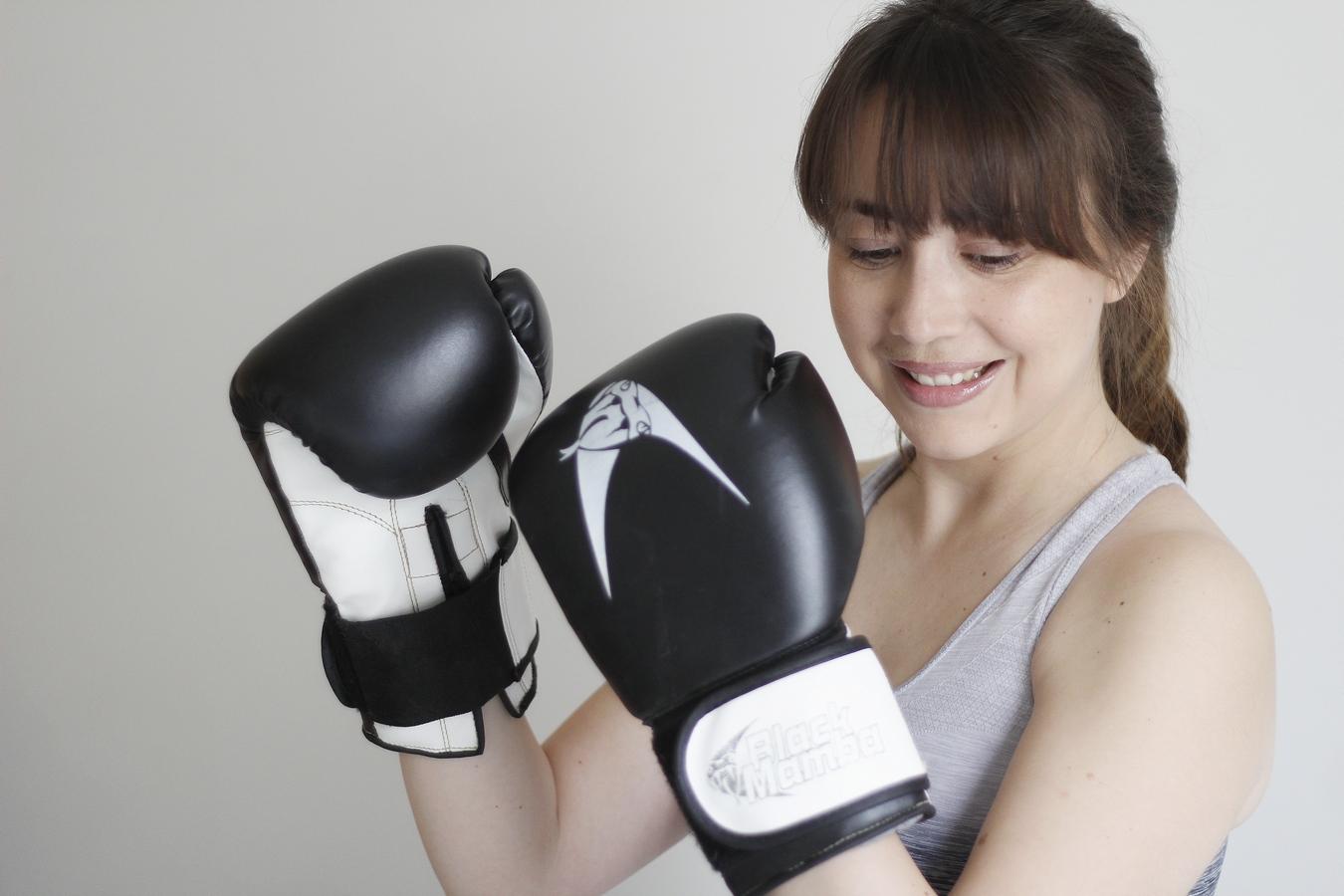 du style, madame - sport facile - remise en forme - sport pour les nuls - boxe