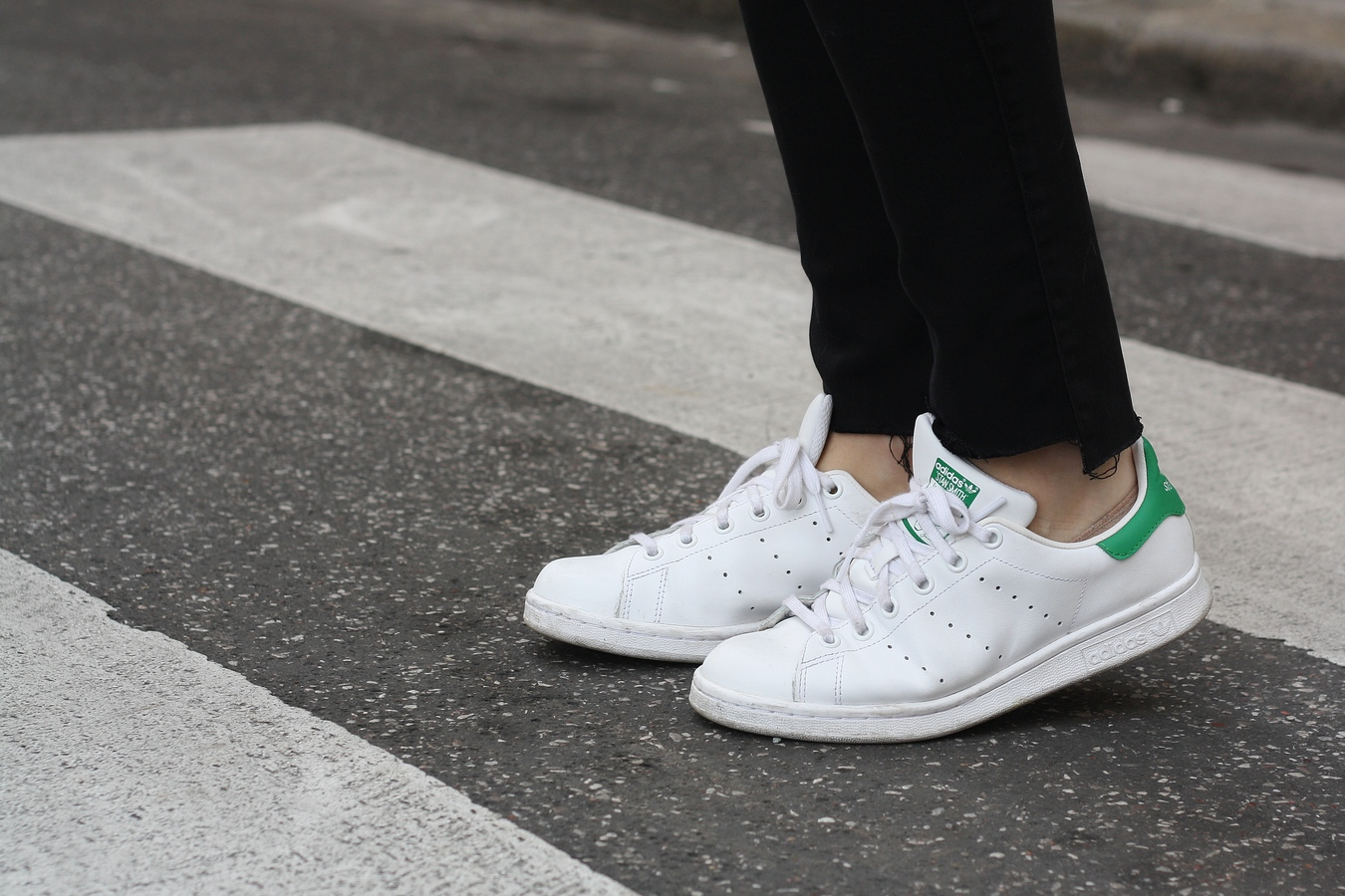 Blog mode femme Paris - Du style, Madame - Streetstyle - look - stan smith
