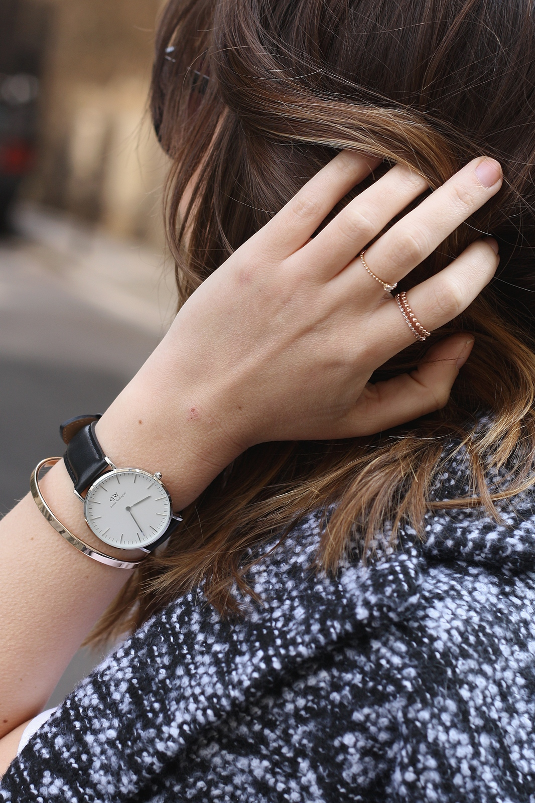 Blog mode femme Paris - Du style, Madame - Streetstyle - look - daniel wellington