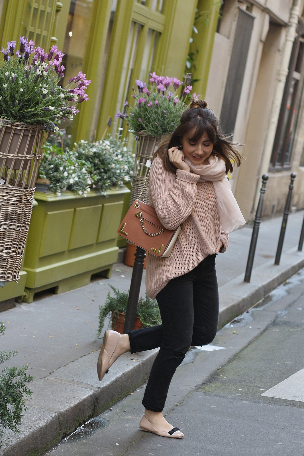 Blog mode femme Paris - Du style, Madame - Streetstyle - look - nude - spring