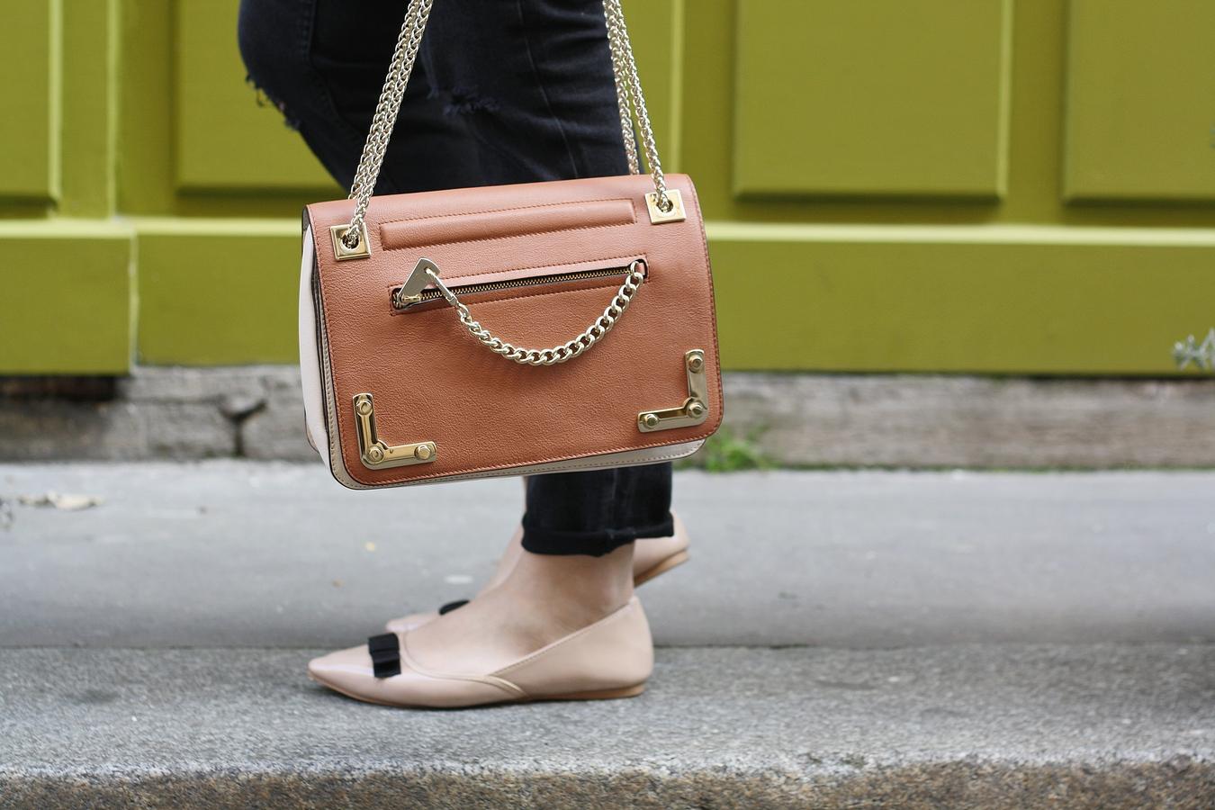 Blog mode femme Paris - Du style, Madame - Streetstyle - look - furla