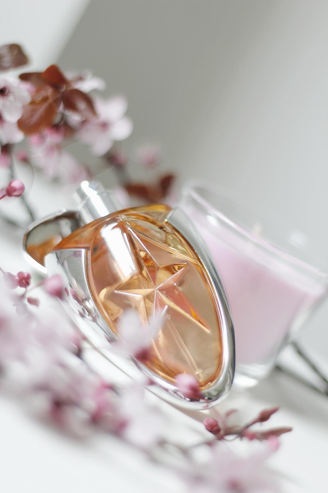 parfums femme - angel muse - thierry mugler - nouveau