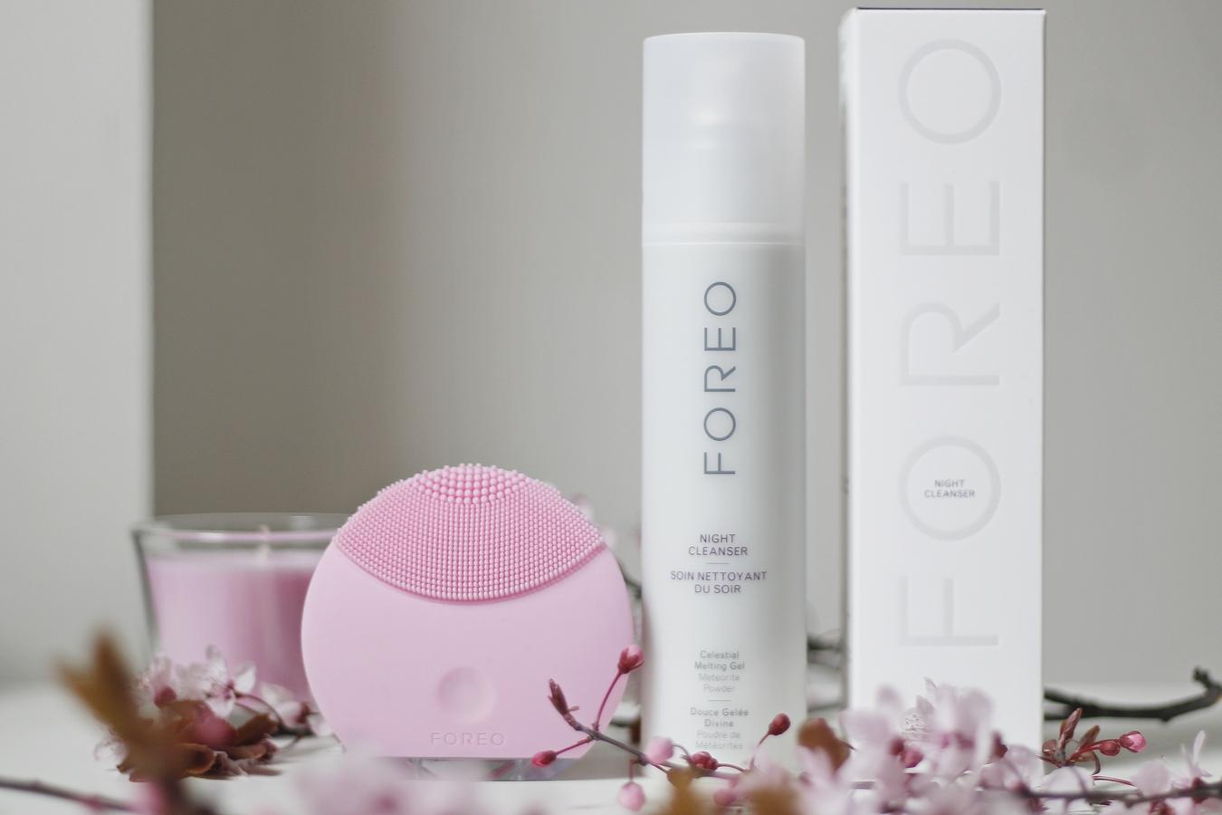 brosse nettoyante visage mini LUNA - FOREO