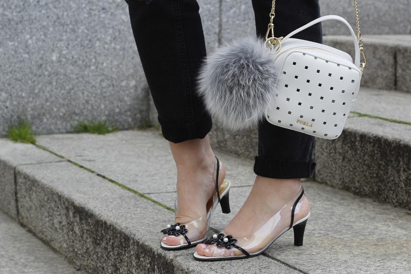 Blog mode femme Paris - Du style, Madame - azurée cannes - cristal - escarpins