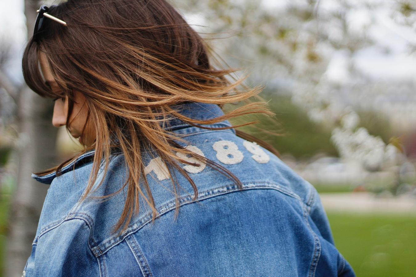 Blog mode femme Paris - Du style, Madame - Streetstyle - kaporal - jean