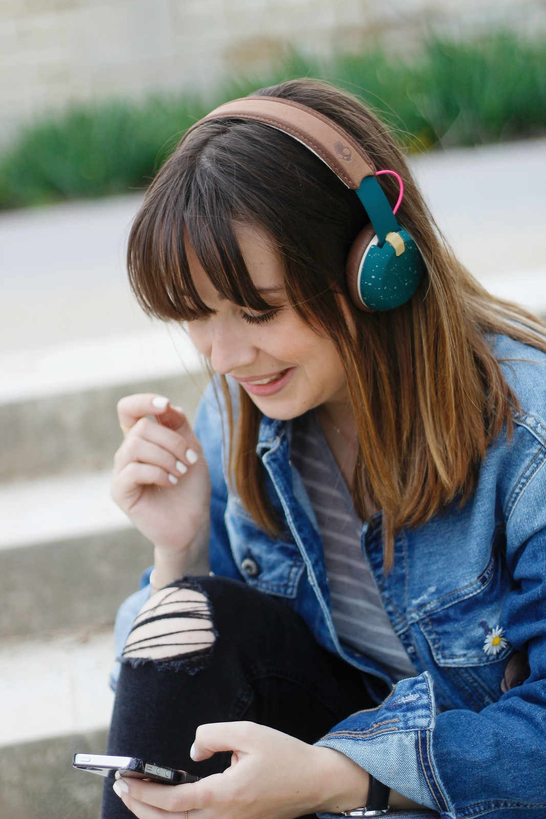 Blog mode femme Paris - Du style, Madame - skullcandy - Grind Wireless
