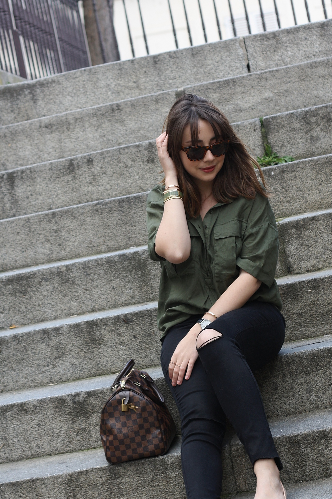 du style madame - blog mode - urban safari - stretstyle