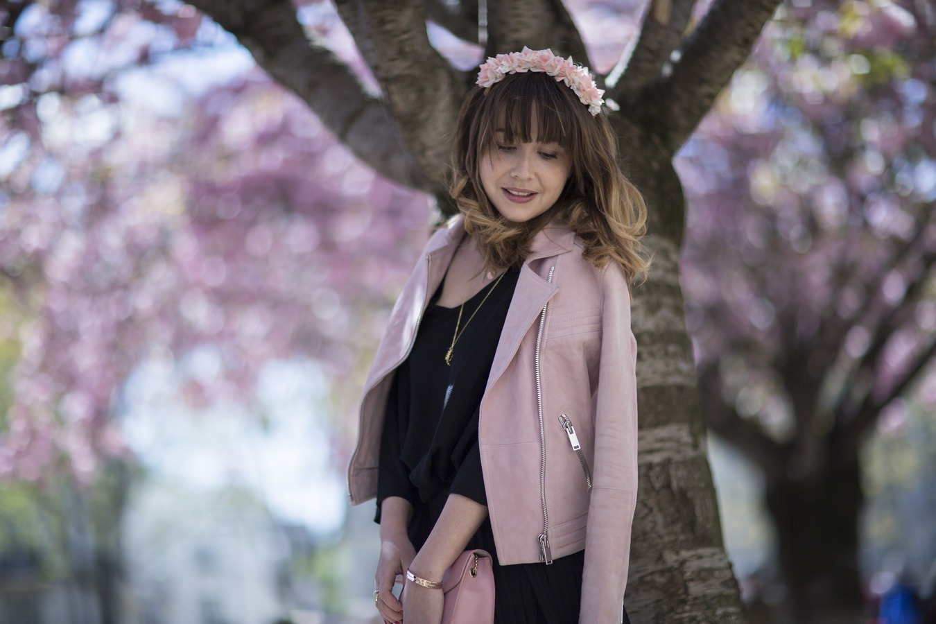 du style madame - blog mode - streetstyle - we are the models - #fillesenfleurs