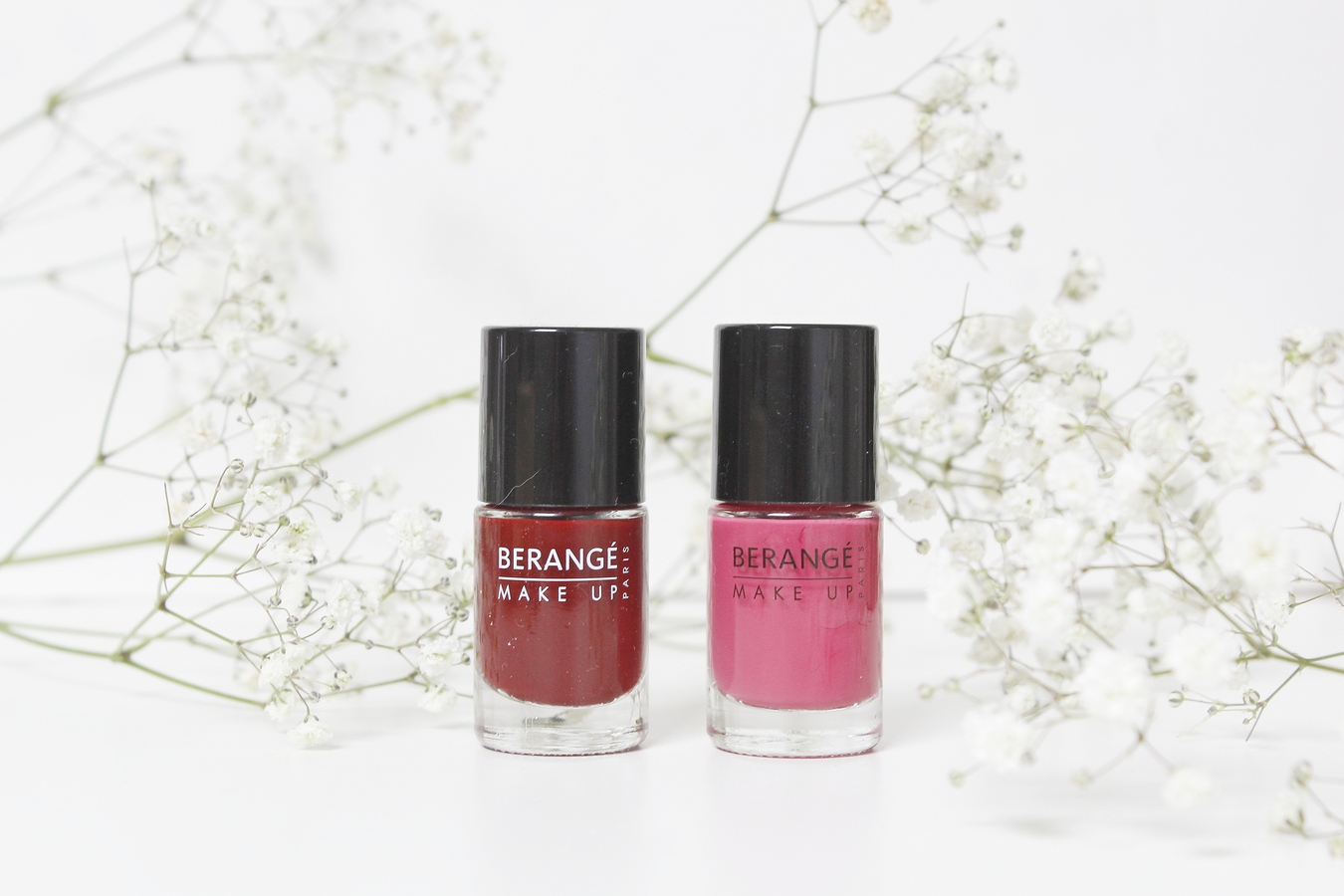 Vernis grand format, Bérange Make Up