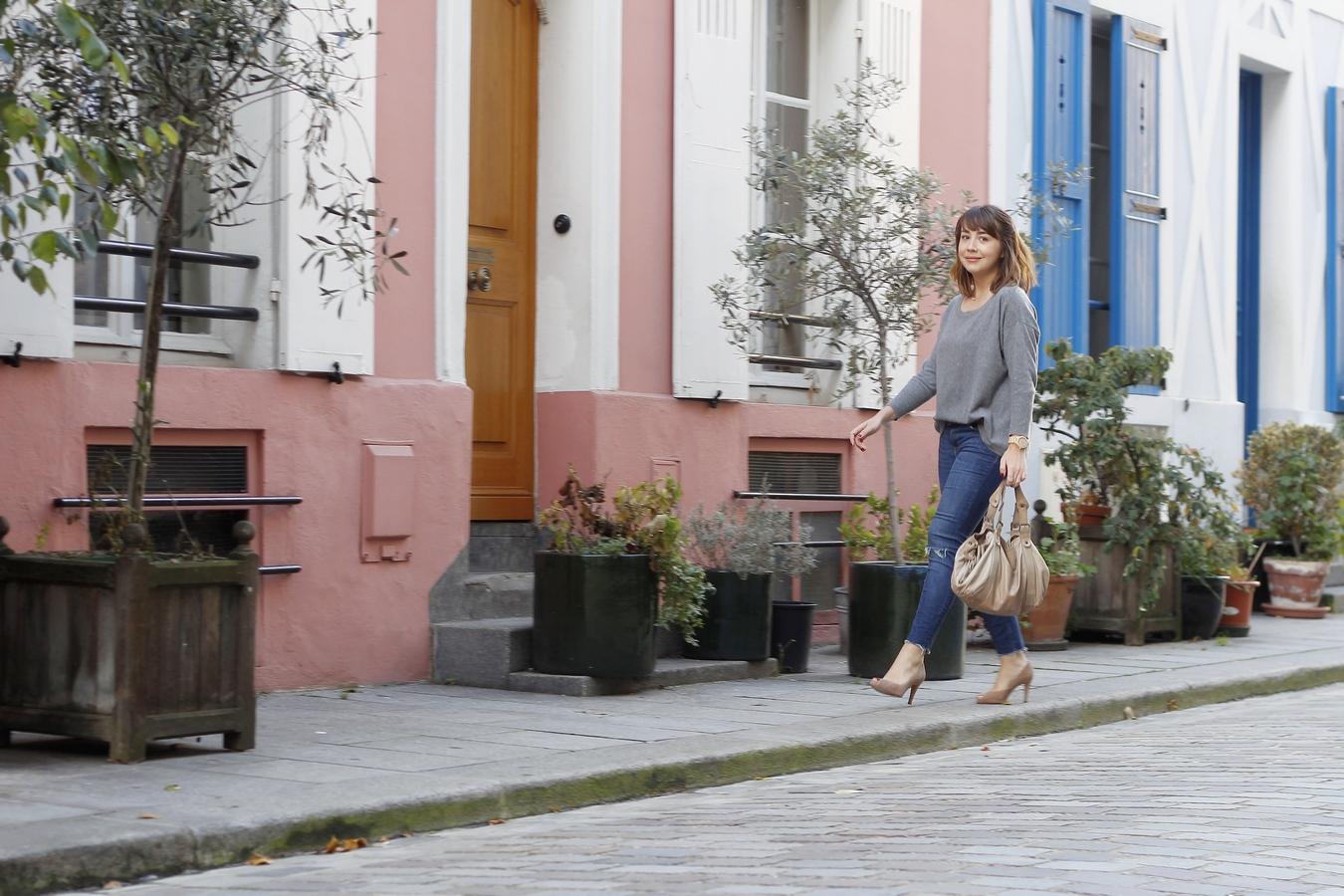Blog mode femme Paris - Du style, Madame - streetstyle - rue crémieux