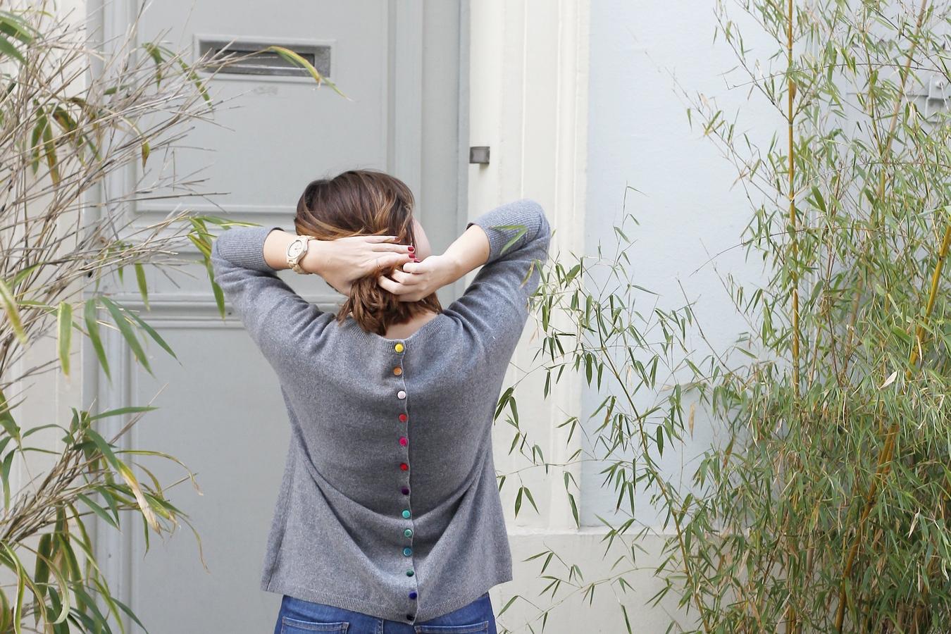 Blog mode femme Paris - Du style, Madame - streetstyle - estheme cachemire