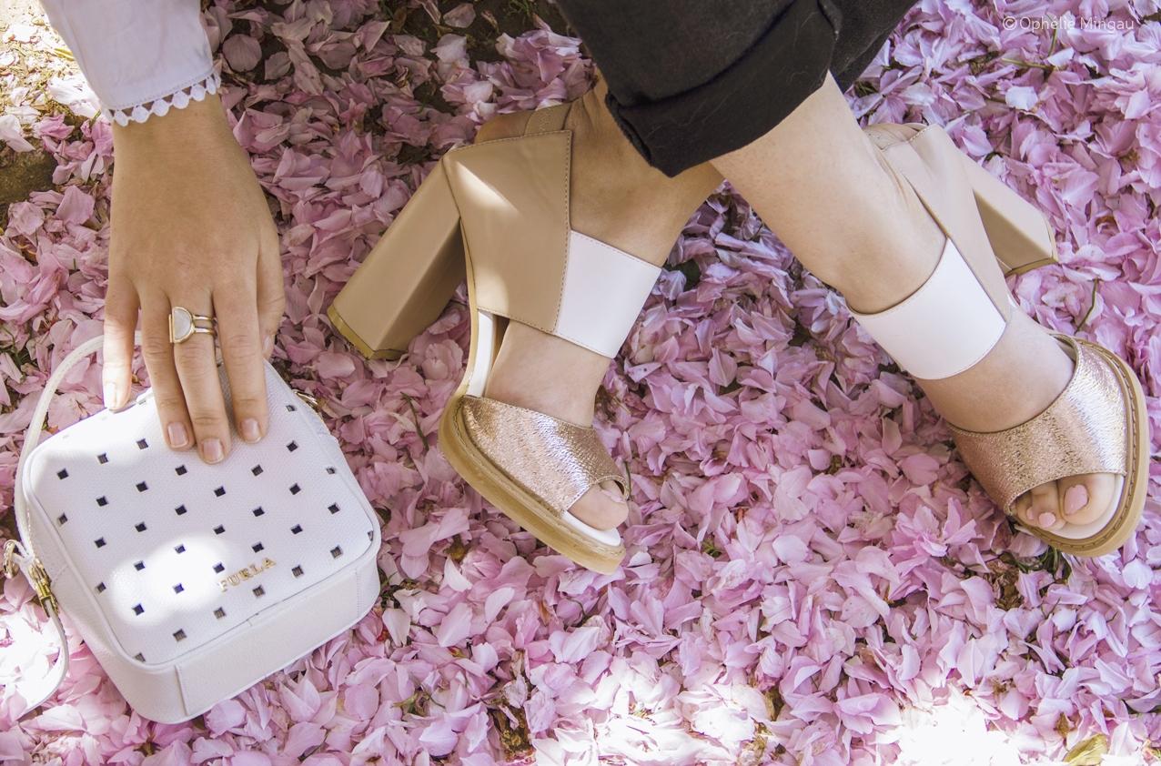 Blog mode femme Paris - Du style, Madame - streetstyle - vanessa wu - furla