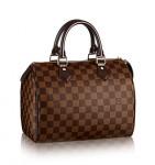 louis-vuitton-speedy-25-toile-damier-ebène-sacs-à-main--N41365_PM2_Front view