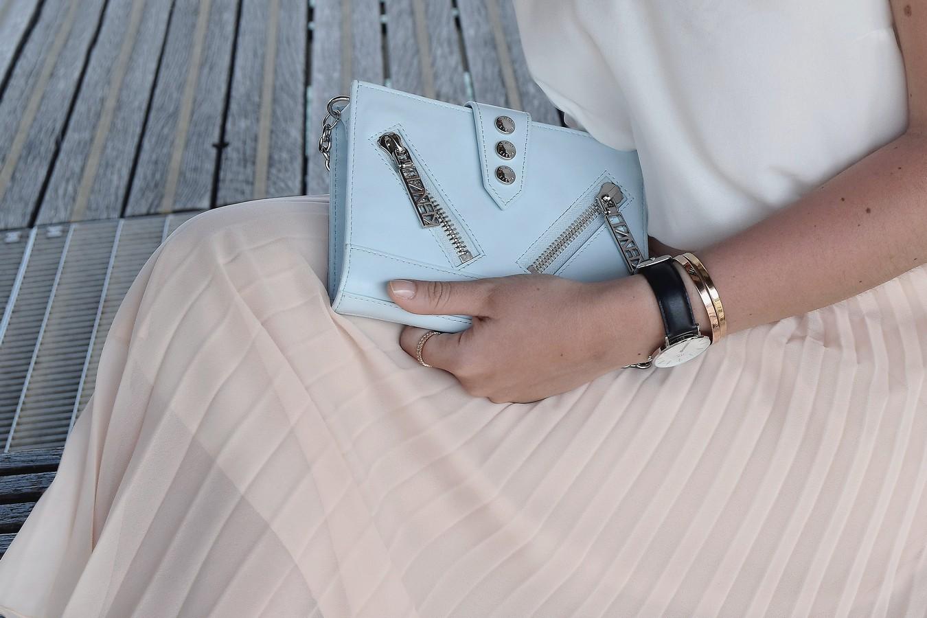 du style madame - streetstyle - mode femme - look femme - kenzo