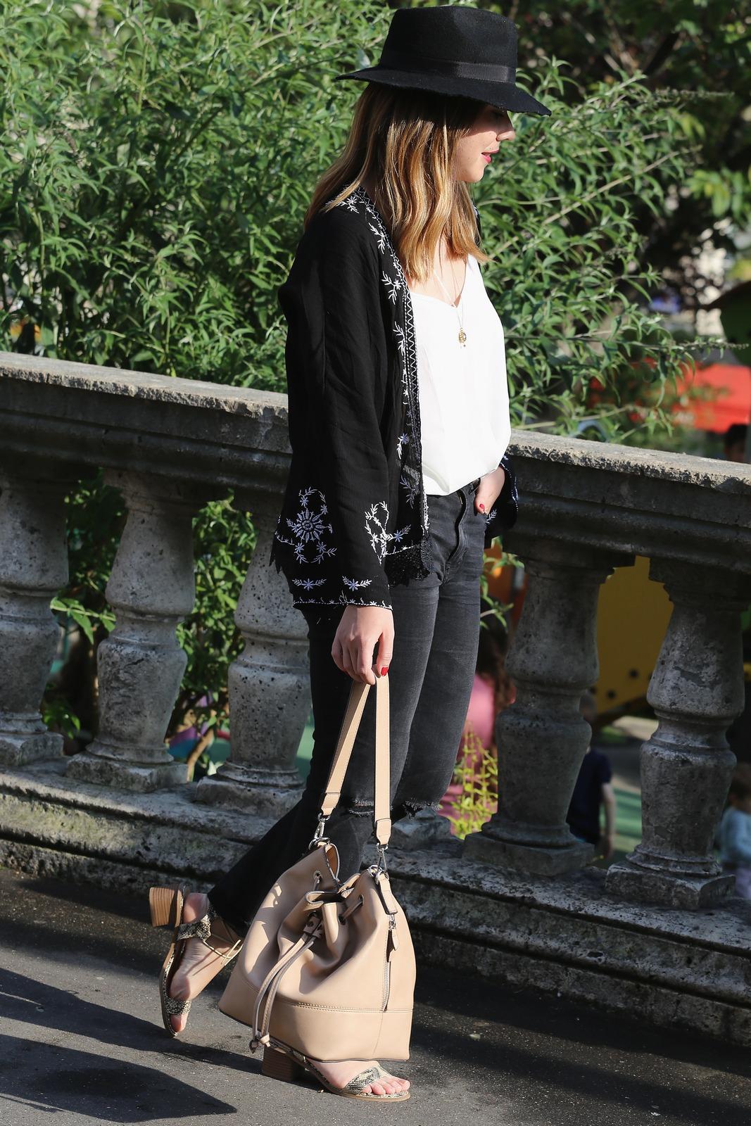 Blog mode femme Paris - Du style, Madame - streetstyle - boho