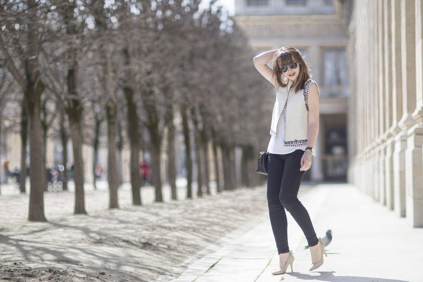 du style madame - streetstyle - mode femme - look femme - paris - boho - gypsy