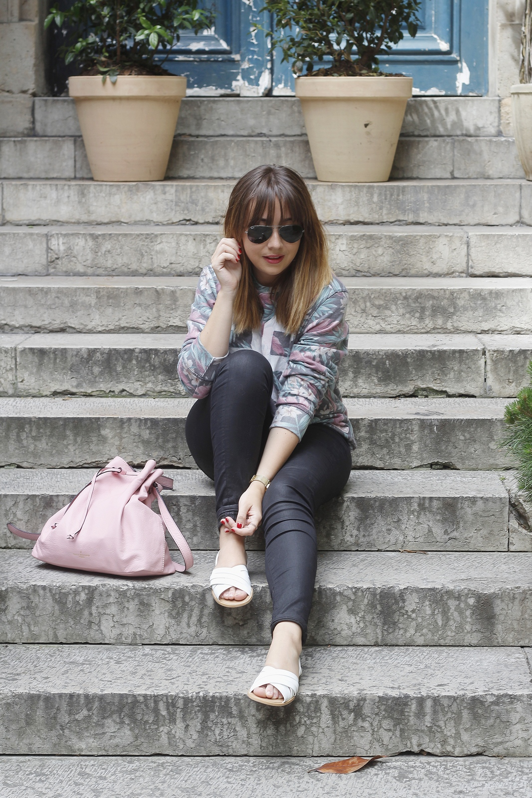 Blog mode femme Paris - Du style, Madame - streetstyle - tropical - kaporal
