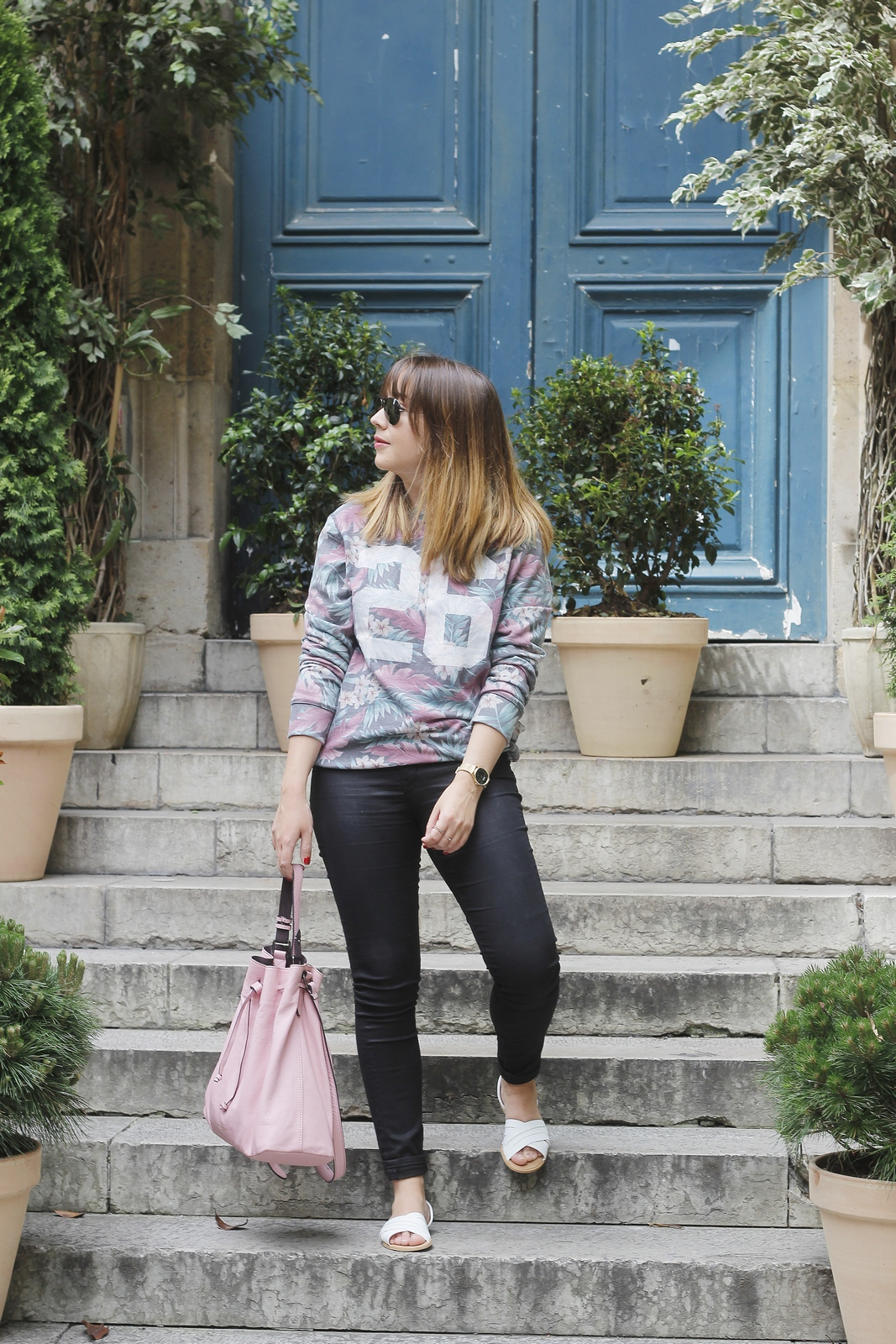 Blog mode femme Paris - Du style, Madame - streetstyle - tropical - kaporal - pauls boutique