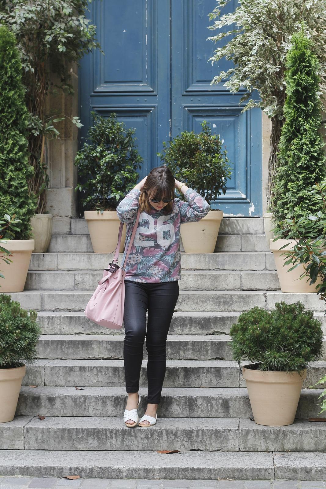 Blog mode femme Paris - Du style, Madame - streetstyle - tropical - kaporal