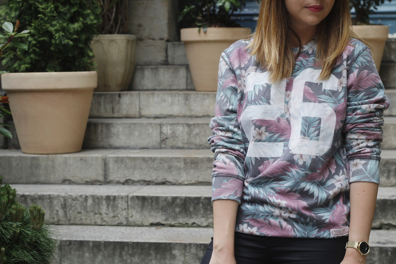 Blog mode femme Paris - Du style, Madame - streetstyle - tropical - kaporal - pauls boutique