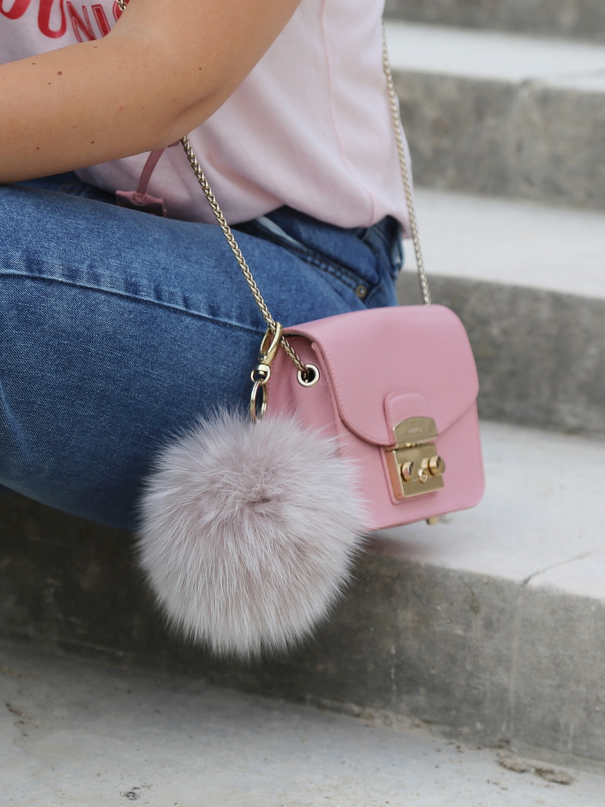 Blog mode femme Paris - Du style, Madame - streetstyle - furla metropolis