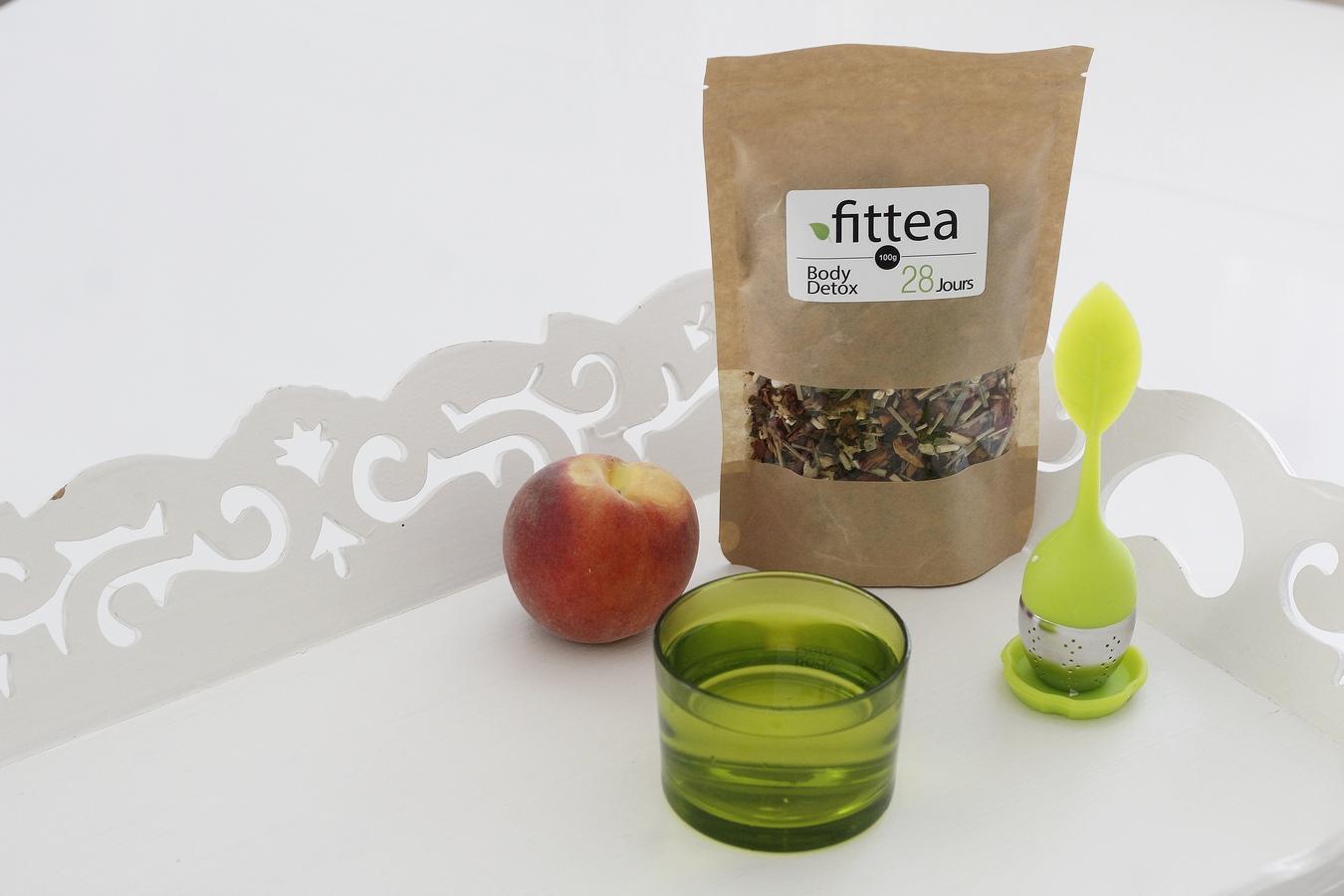 Body Detox Tea 28 Jours Fittéa