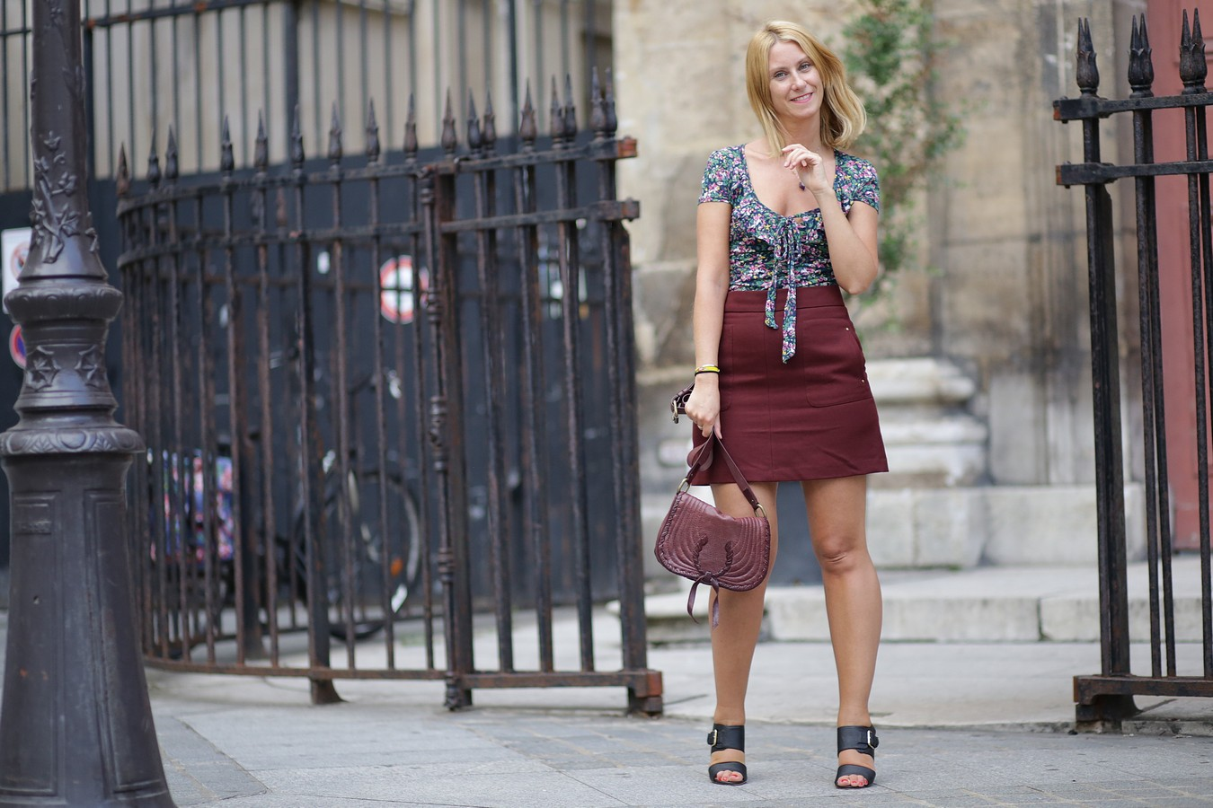 look participatif - streetstyle - paris blog mode - beaauuu paris X du style madame