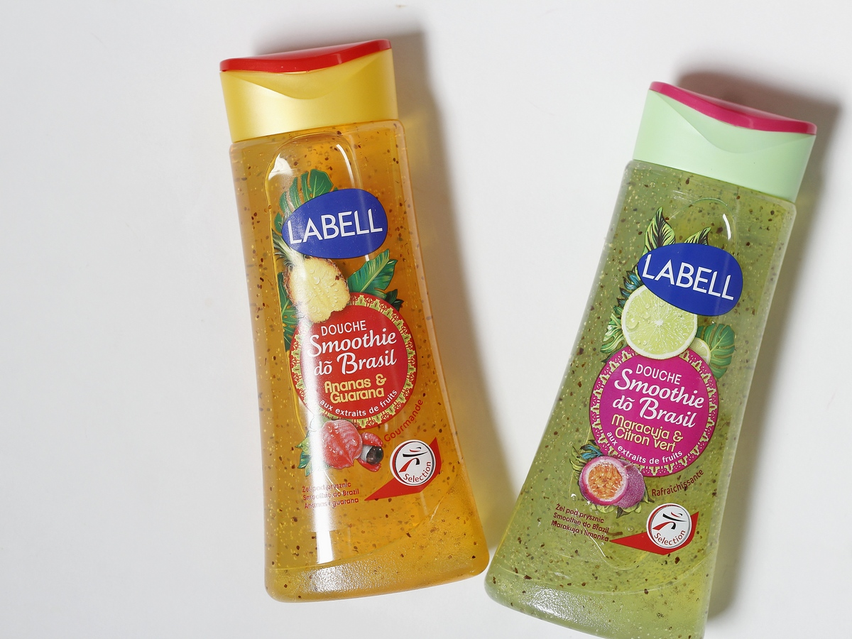 gels douche Smoothie Do Brasil marque Labell Intermarché