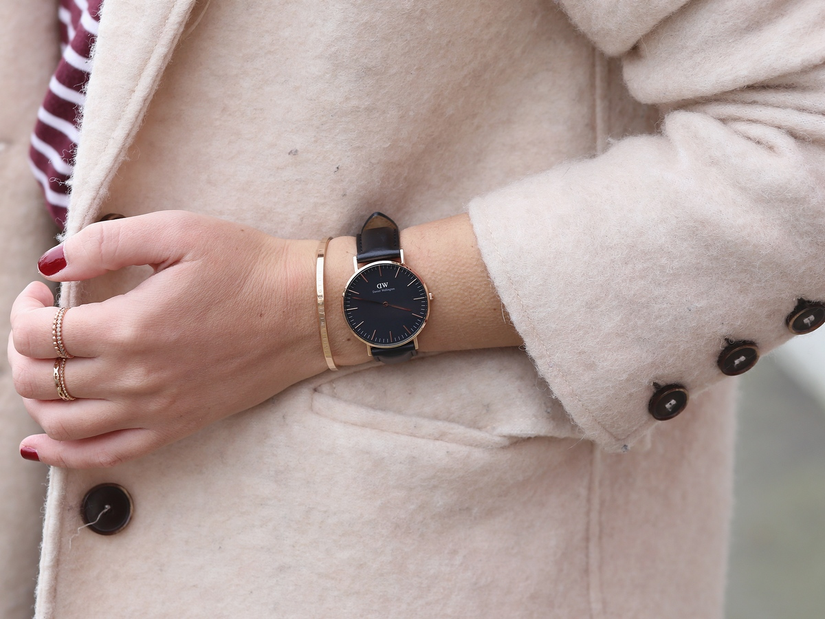 montre daniel wellington black