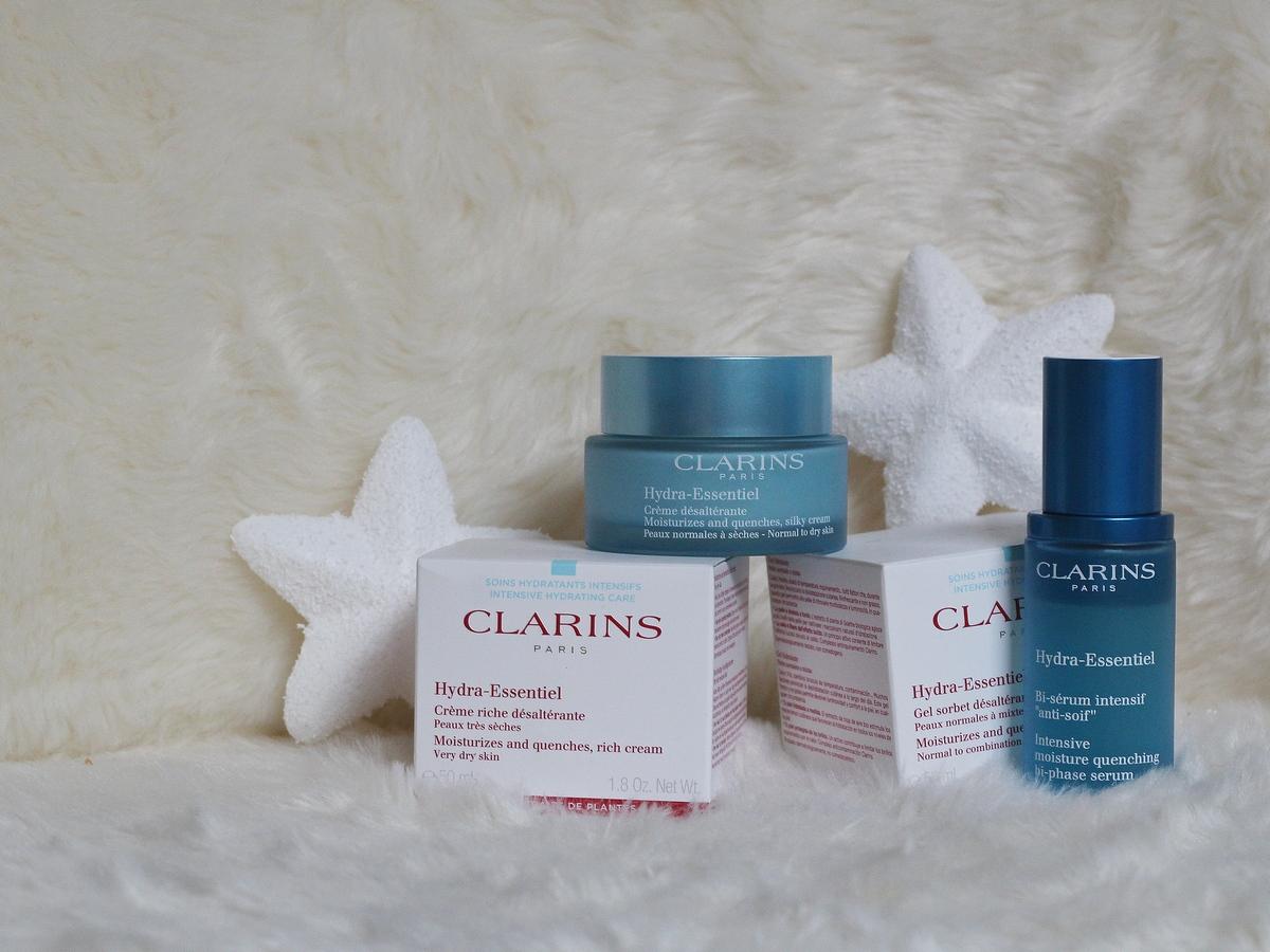 clarins hydra essentiel