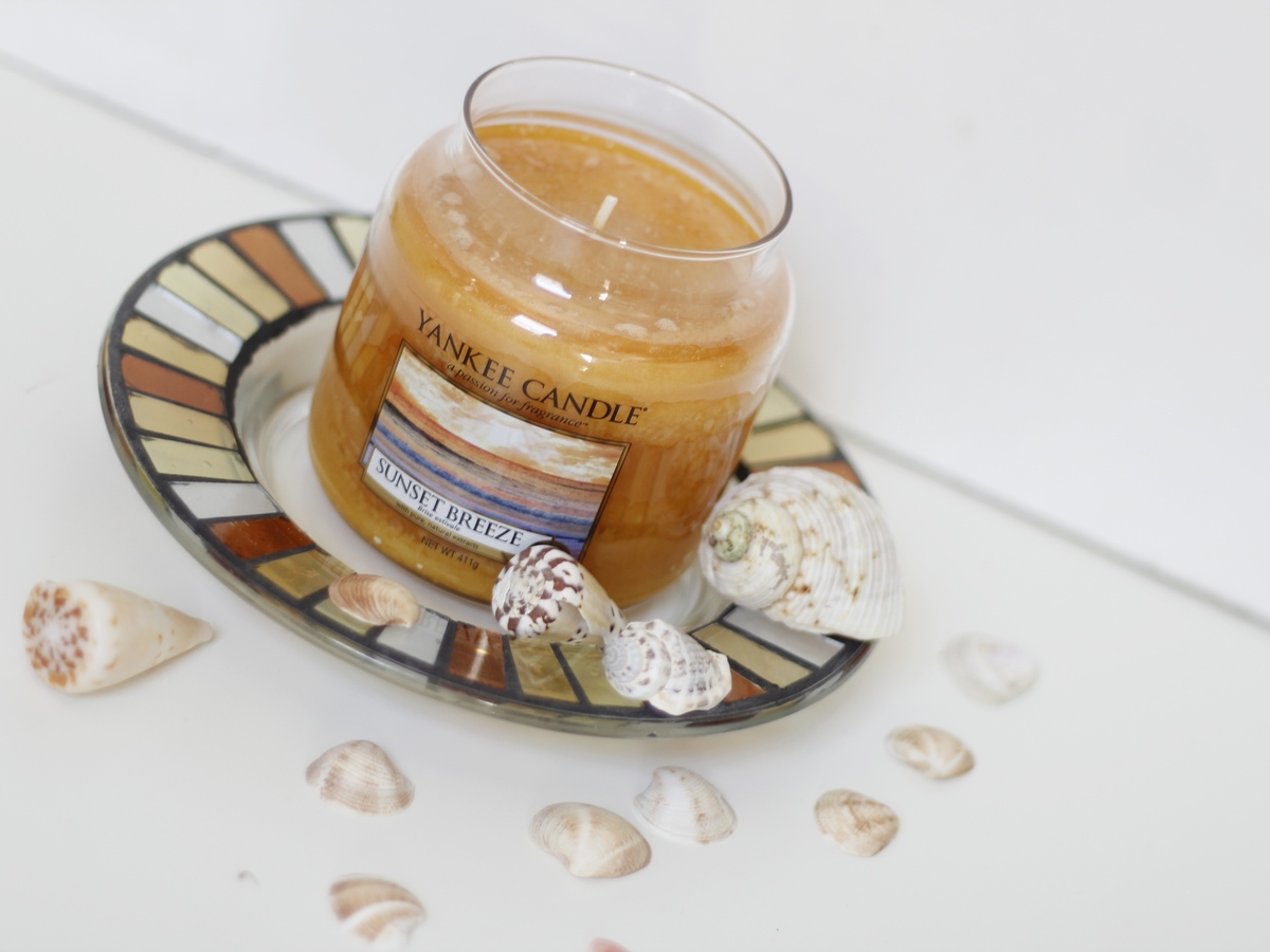yankee candle bougie