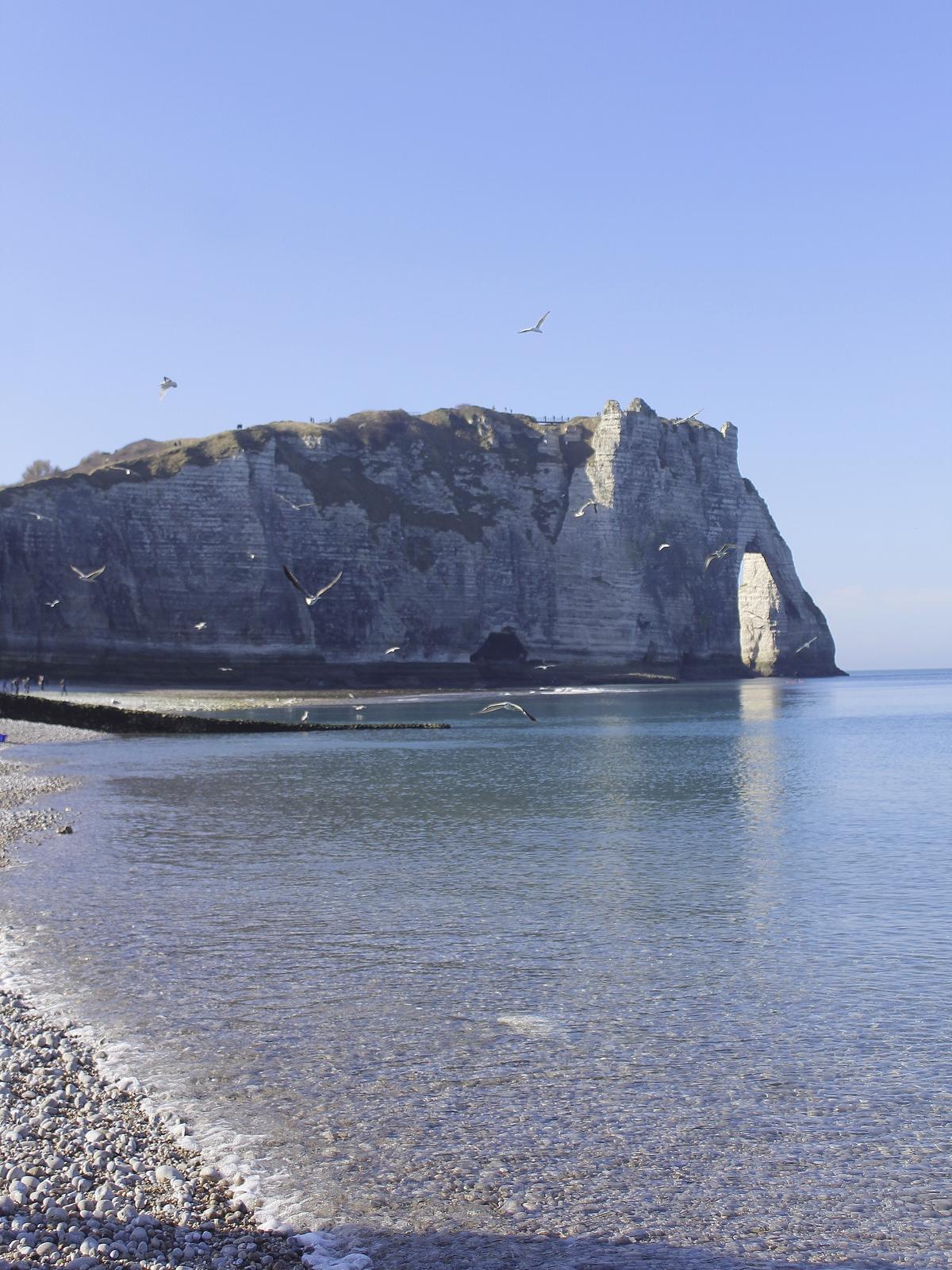 weekend étretat - normandie - falaises d'etretat