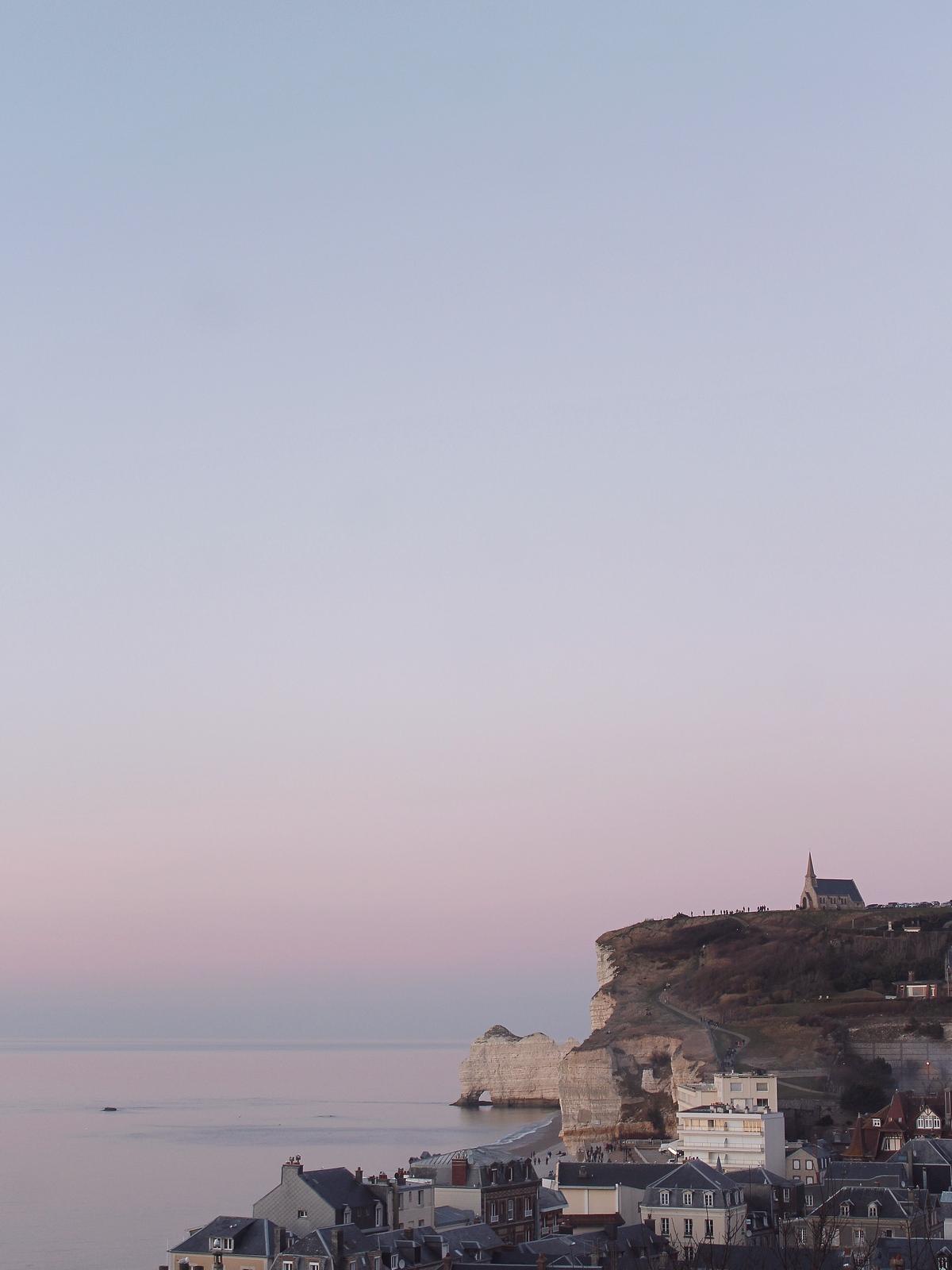 weekend étretat - normandie - falaises d'etretat - plage etretat - centre ville