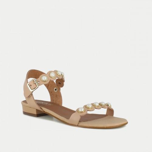 sandales perles jonak
